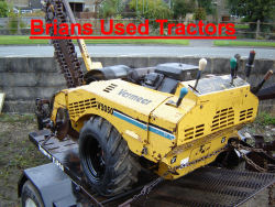 Vermeer V2050 Compact Trencher for sale UK