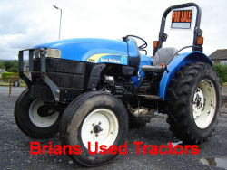 New Holland TT 50 A