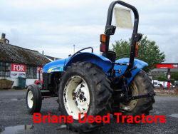 New Holland tt50 Tractor
