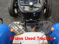 New Holland TT 50 A Manual  Gear arrangement