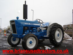 Ford 3600 3 Cylinder diesel classic Tractor for sale