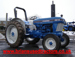 Ford 4610 Tractor for sale uk scraper tractor classic tractor