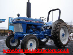 Ford 4610  tractor for sale uk classic tractor scraper tractor