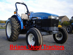 New Holland TN 65 tractor for sale UK
