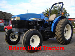 New Holland TN 65 tractor for sale england UK