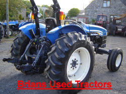 New Holland  tractor for sale england UK