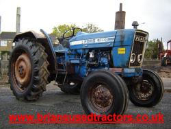 Ford 4600 tractor for sale UK