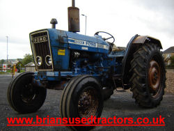 Ford 4600 3 cyl diesel  tractor for sale UK