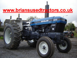 New Holland 6610 S Ford tractor for sale UK