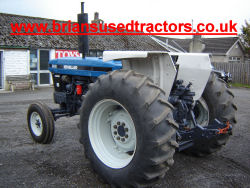 New Holland / Ford 6610 S tractor for sale UK