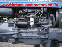 New Holland / Ford 6610 S Genesis Engine tractor for sale UK
