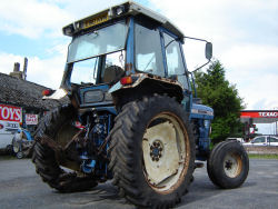 ford 7610  tractor for sale UK
