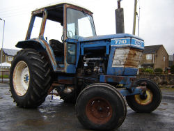 ford 7710  tractor for sale UK