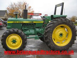 John Deere 2130 4wd tractor for sale