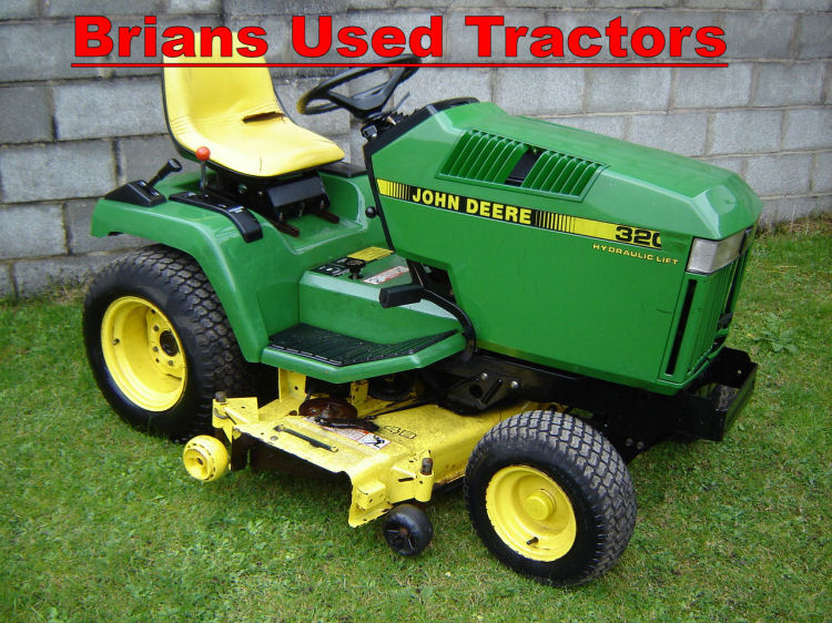 Garden Tractor Hydraulic Implement Lift : New hydraulic lift for lawn mower