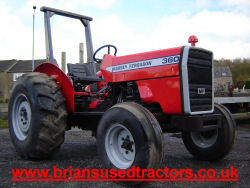 Massey Ferguson 360 Shuttle Tractor for sale