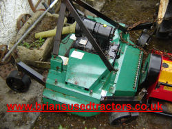 pasture topper suit  compact tractor for sale UK