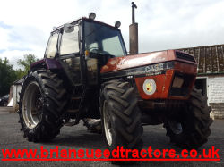 Case 1594 4wd tractor for sale