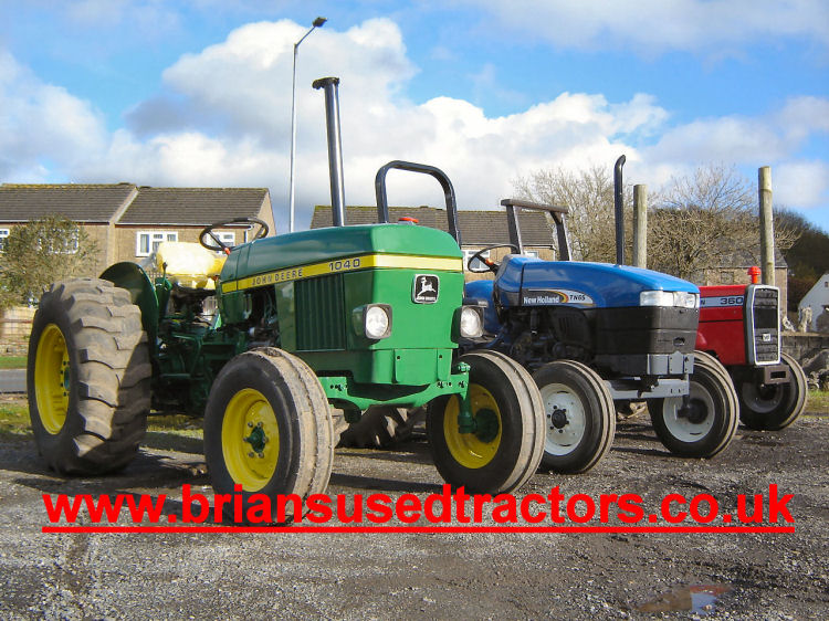 3 cylinder diesel tractors for sale