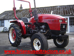 Pro Farm Compact Tractor 20hp 2wd perfect for smallholder