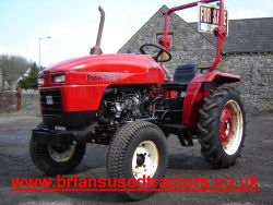 Farm Pro 2420 20hp 2wd Compact  tractor for sale