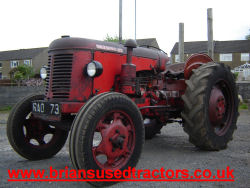David Brown 25 D Diesel Classic tractor for sale