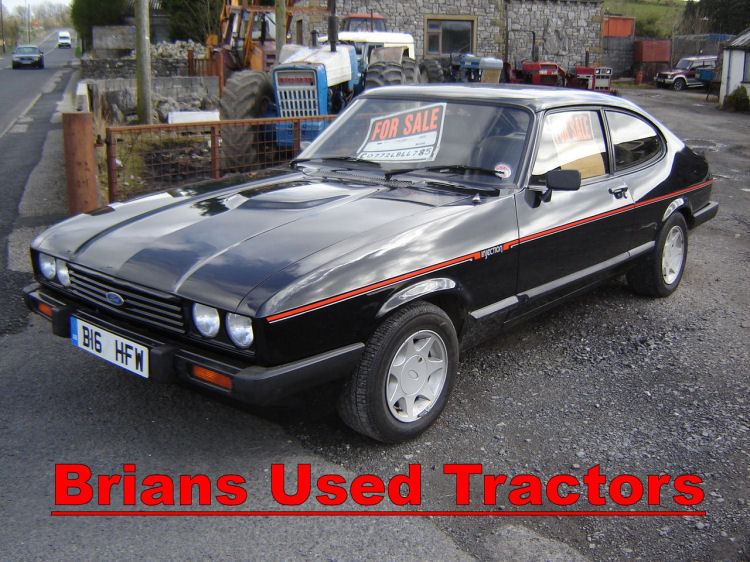 Ford Capri 2 8 Injection Special For Sale
