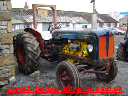 Fordson Major E1A 6 Cylinder diesel classic Tractor for sale