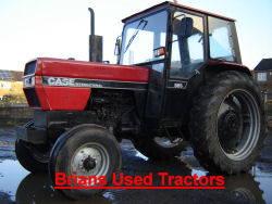 Case IH 885 International Harvester tractor for sale
