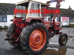 International tractor for sale UK