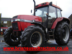 Case 5140 tractor for sale UK