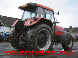 Case Maxxum tractor for sale UK