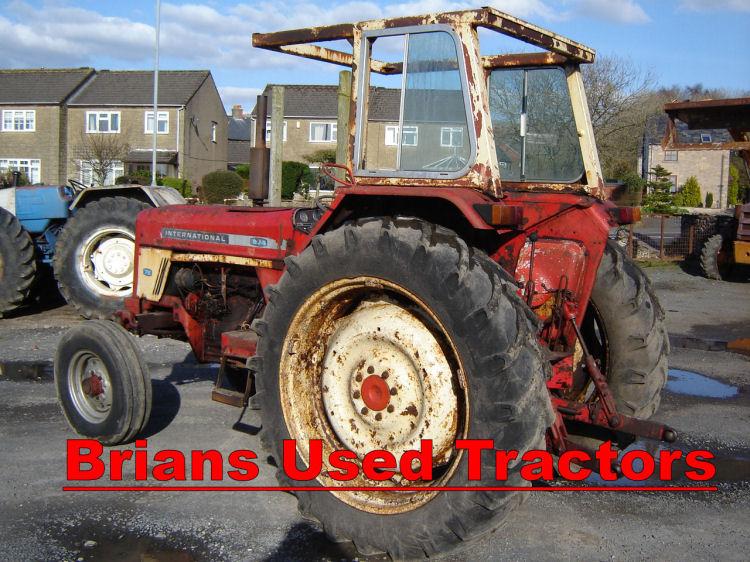 684 International Tractor Decals – Wonderful Image Gallery