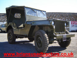 Willsy Jeep For Sale cj2a mb gpw