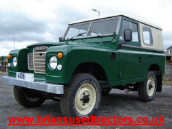 Land Rover Series 3 88  for sale