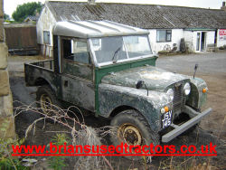 land rover series 1 series one for sale