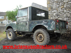 Land rover series  for sale