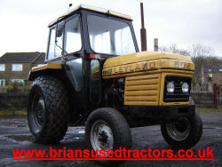 Leyland 502 synchro tractor for sale
