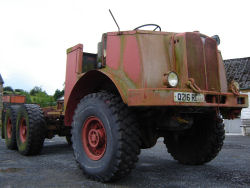 AEC Militant 6x6 wheel drive truck wagon for sale uk